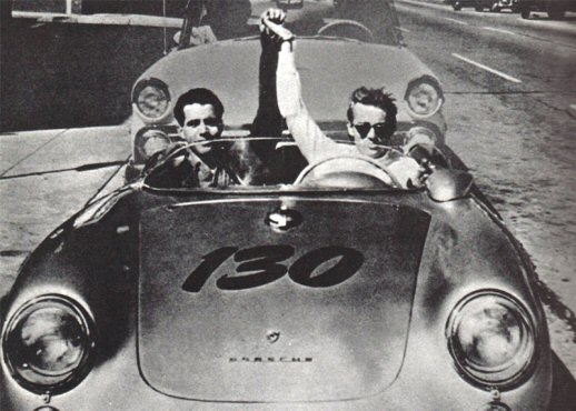 James Dean Automoveis Porsche