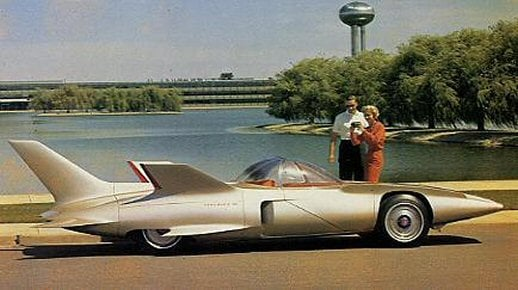 Automoveis Carros Design Futurismo Futuro General Motors Firebird
