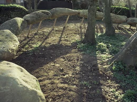 Arte Escultura Floresta Instalacao Land Art Richard Harris SVA