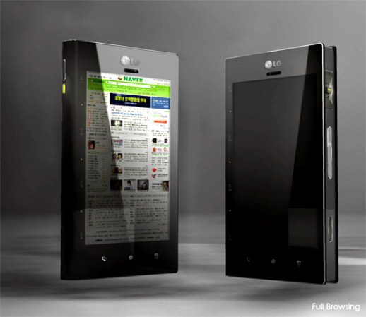 Yeop Kim Design Mobile Celular Compuatdor Multi Touch Obvious.Pt Lg Touch2