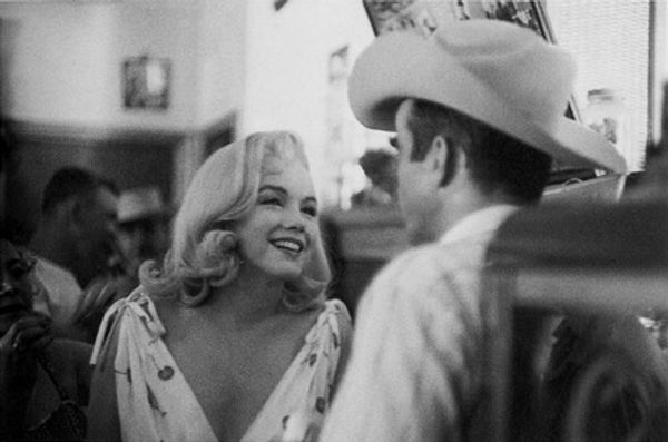 Cinema Fotografia Filmes Misfits Huston Inadaptados Marilyn Monroe Clark Gable Montgomery Clift Magnum Photos