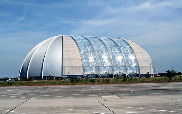Arquitetura Arquitetura Hangar Dirigivel Baloes Zeppelin Berlin Antigo Tropical Islands