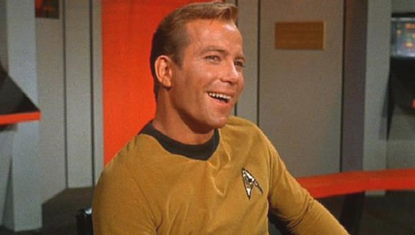 Cantor Actores William Shatner Star Trek Estrelas Musica Cinema Tv Humor
