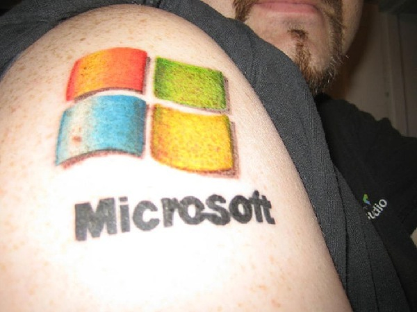 tattoo tatuagem tatuagens marca apple windows tecnologia