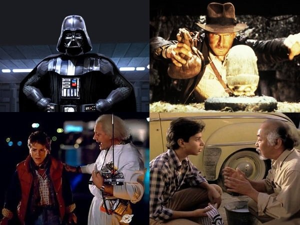 80 cinema filmes galaxia estrelas regresso futuro karate kid Indiana Jones fantasma