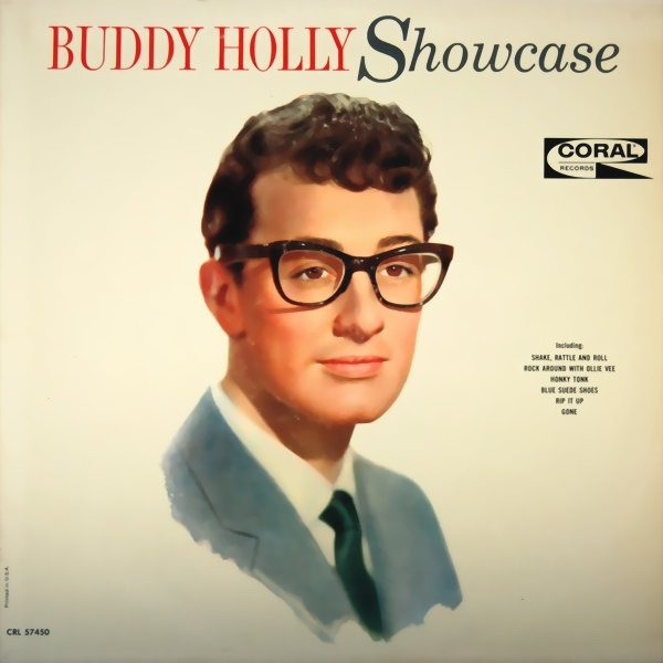 Buddy Guitarras Holly Musica Rock Roll