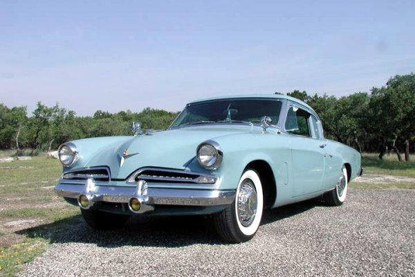 Studebaker Commander Starliner - 1953