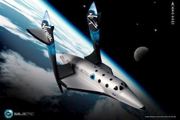 Aeronaves da Virgin Galactic