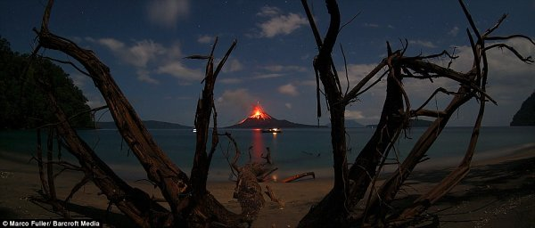 Erupção do Krakatoa