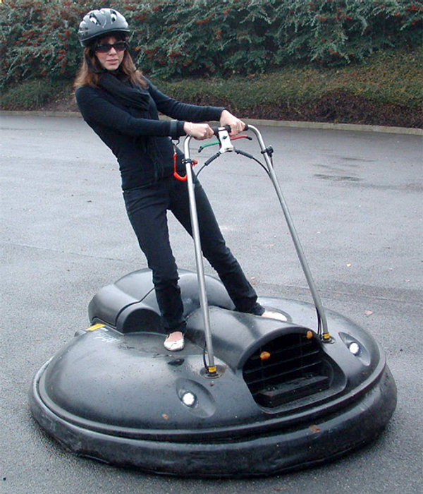 AirBoard - hovercraft individual