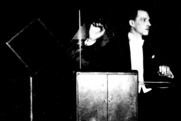 Leon Theremin instrument music