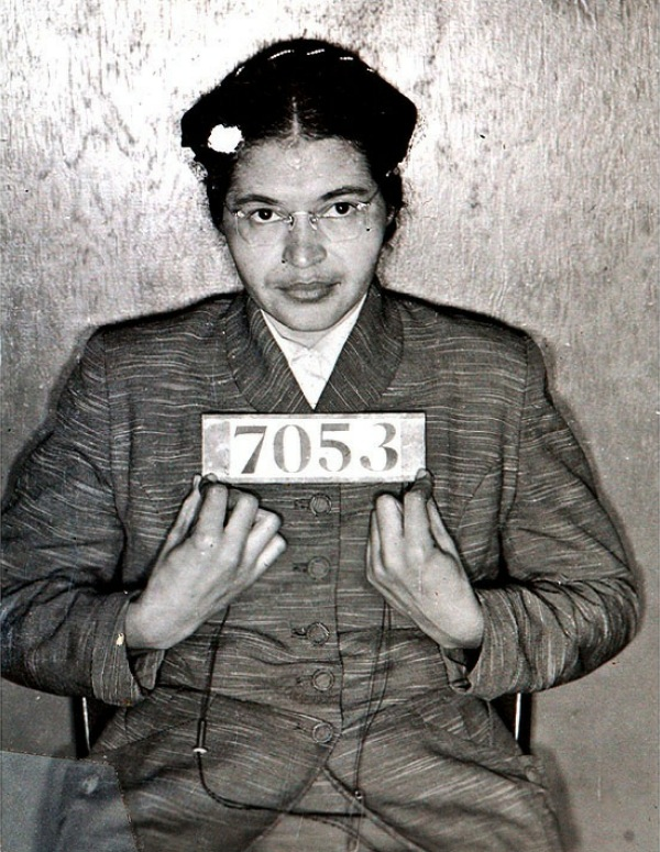 human rights prison rosa parks