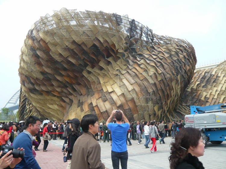expo 2010 shanghai china paises