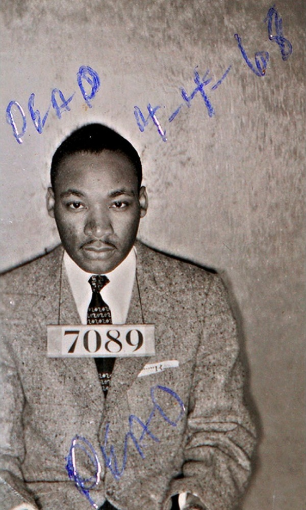 human rights prison Martin Luther King