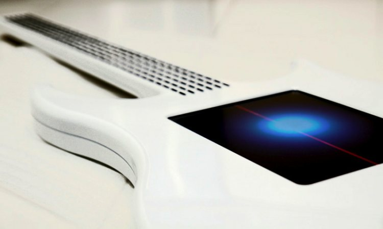 digital guitarra midi musica