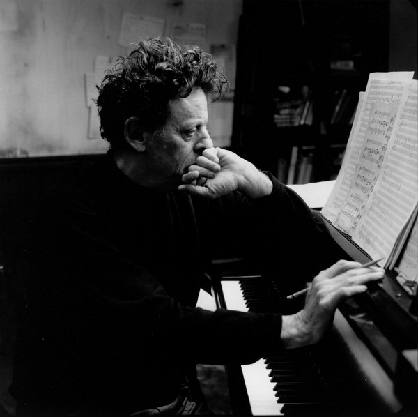 grande compositor philip glass