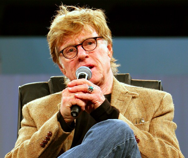 robert redford cinema