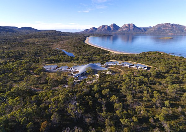 saffire freycinet australia resort