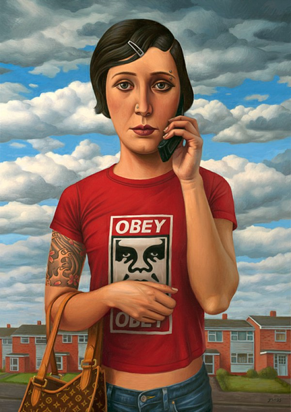 surrealismo pop Alex Gross