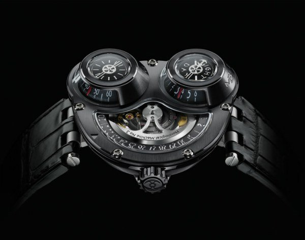 relogio engenharia joia ouro mb&f