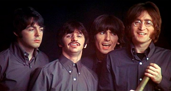beatles maccartney lennon ringo george harrison let it be