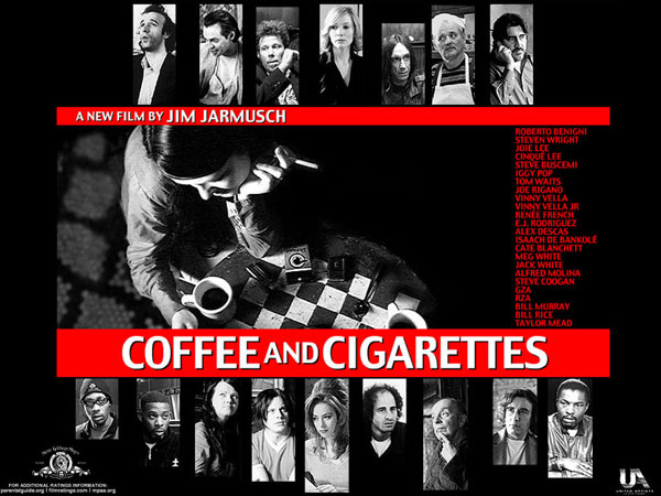 cafe, cigarros, cinema, curtas, dialogo, filosofia, jarmusch, jim