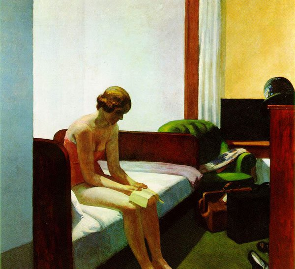 edward, estados, hopper, pintura, solidao, unidos