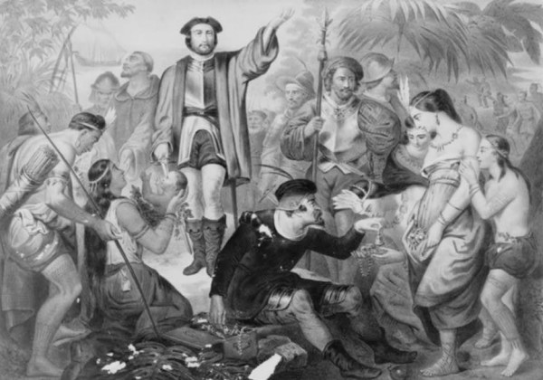 religion in america 1492 1790 Us history review #1 (1492-1789) unit 1: colonial america (1492-1754) native american lands protection of religious freedom & right of assembly to vote.