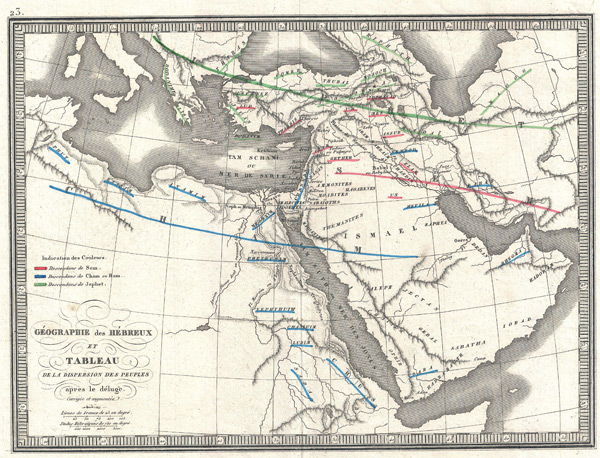 06_1839_Monin_Map_of_the_Hebrew_Peoples_Dispersal_After_the_Flood_Geographicus_PeoplesDispersal_06.jpg