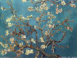 Almond Branches in Bloom San Remy 1890  Van Gogh