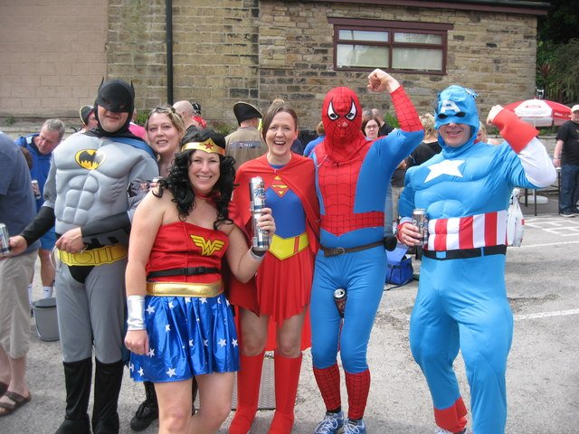 Super_heroes_in_Dobcross_-_geograph.org.uk_-_455230.jpg
