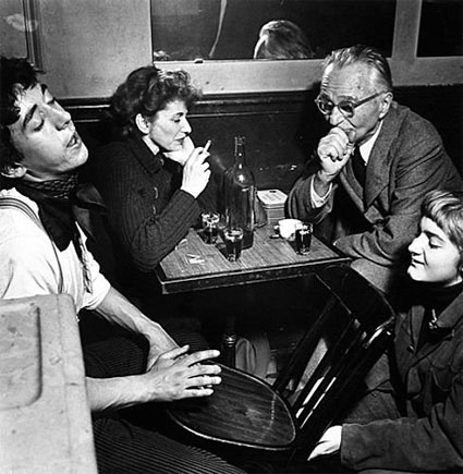 Ata and Edward Steichen by Ed bar Paris 1953.jpg