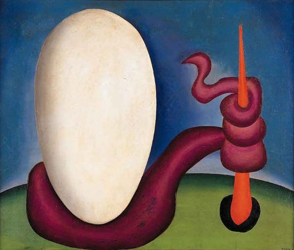 Urutu 1928 Tarsila do Amaral