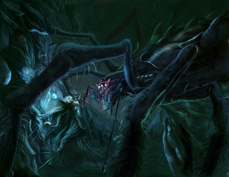 Thumbnail image for Ungoliant eating Melkor.jpg