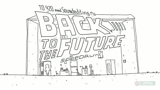 Speedrun Back to the Future I in 60 seconds (Ep 1) 005.jpg