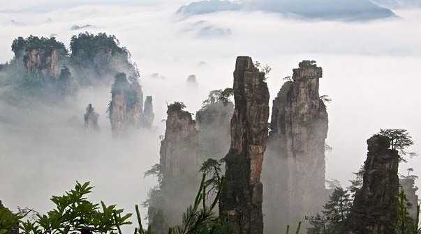 Tianzi Mountains, China1.jpg