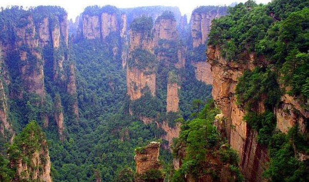Tianzi Mountains, China4.jpg