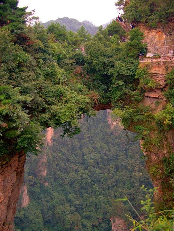 Tianzi Mountains, China5.jpg