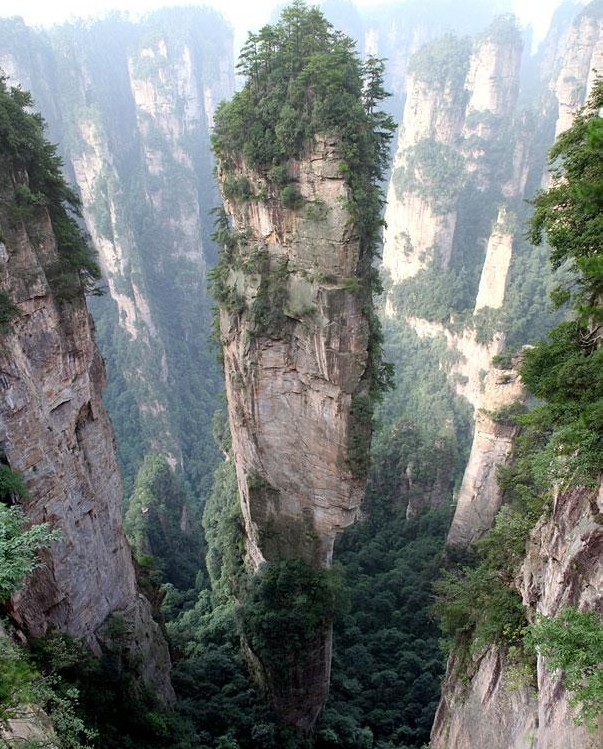 Tianzi Mountains, China7.jpg