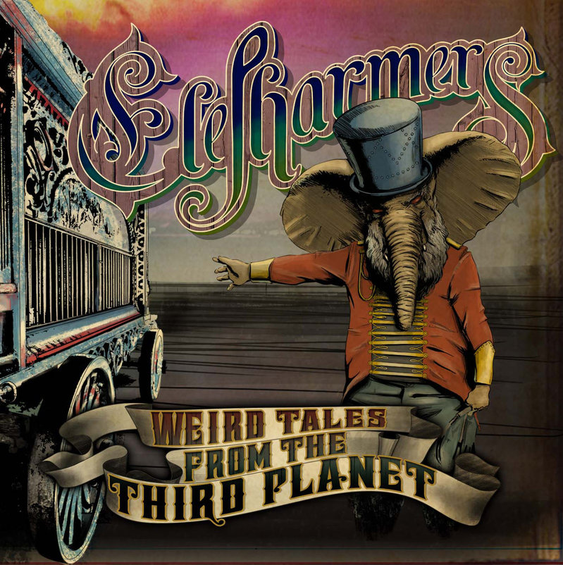 Elepharmers - Weird Tales from the Third Planet (Full Album 2013).jpg